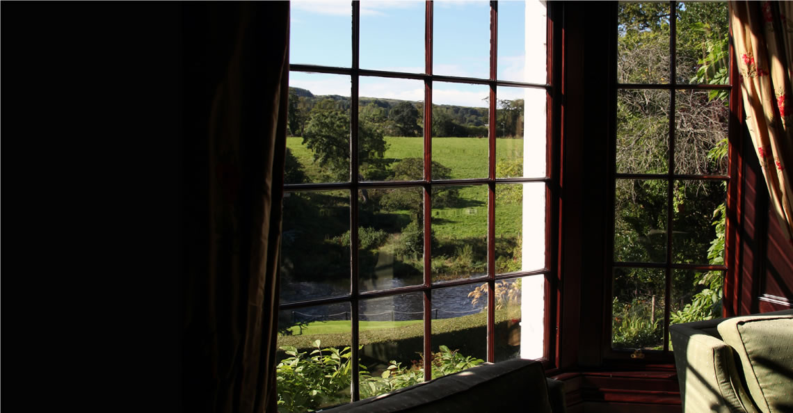 Tranquil Outlook: Admire the beautiful views from your well appointed room